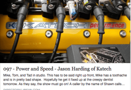 Jason Harding of Katech