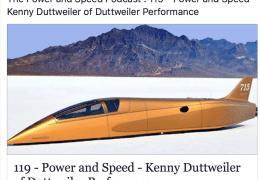 Kenny Duttweiler is on tonights episode