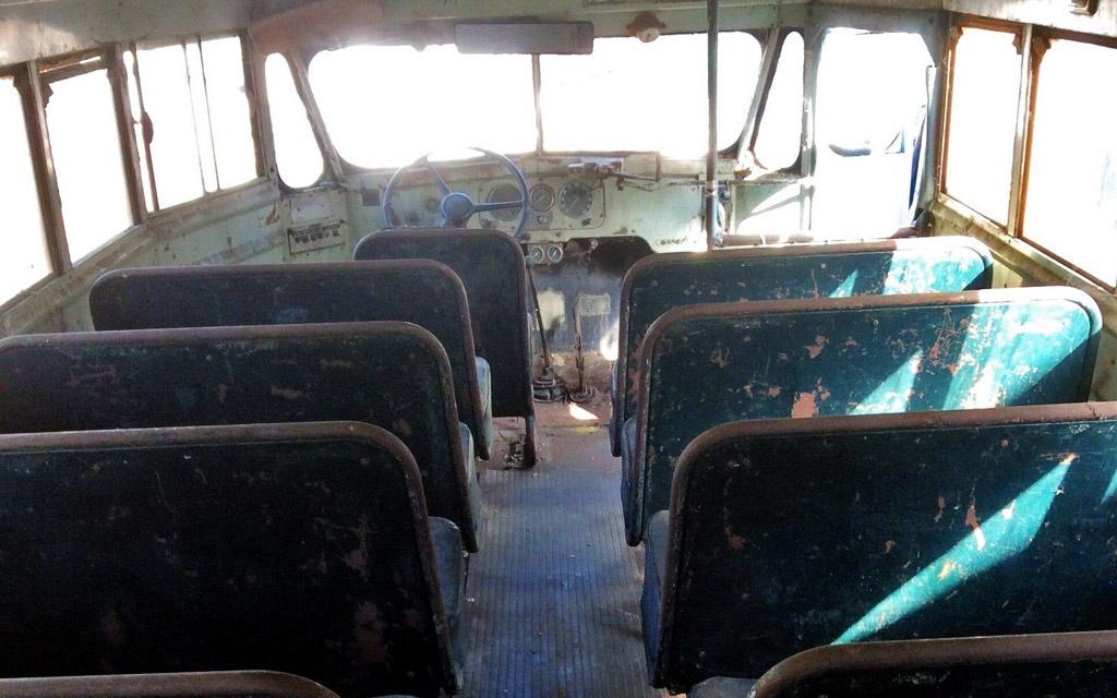 Great Driver School Bus