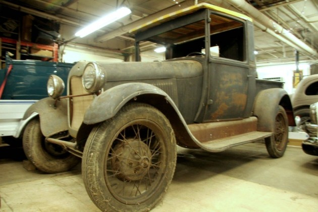 Rust Free Runner 1929 Ford Model A Truck