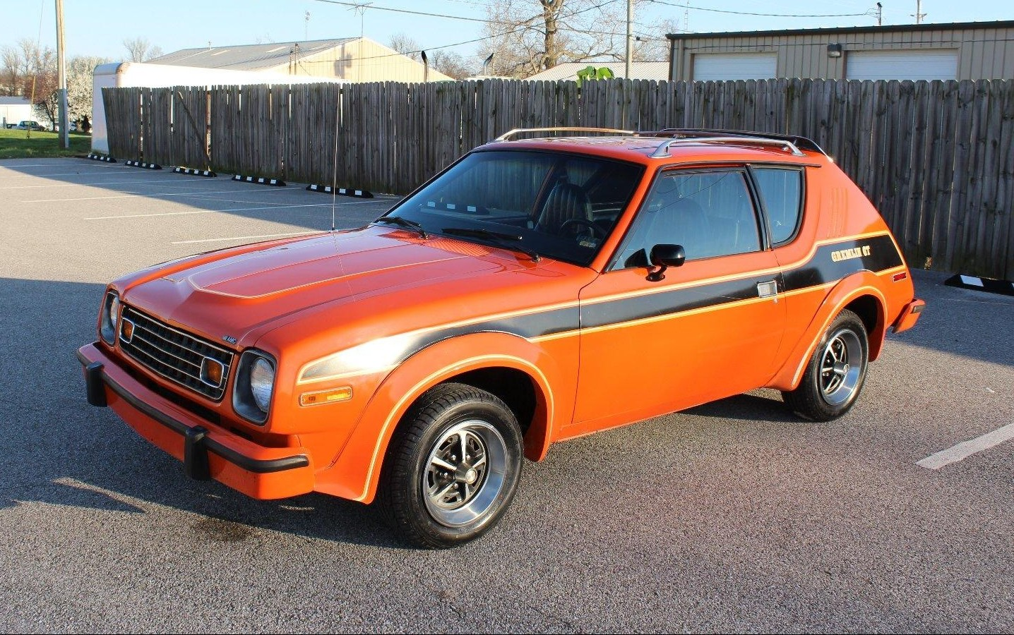 15 Years In A Barn Dads 1978 Gremlin GT