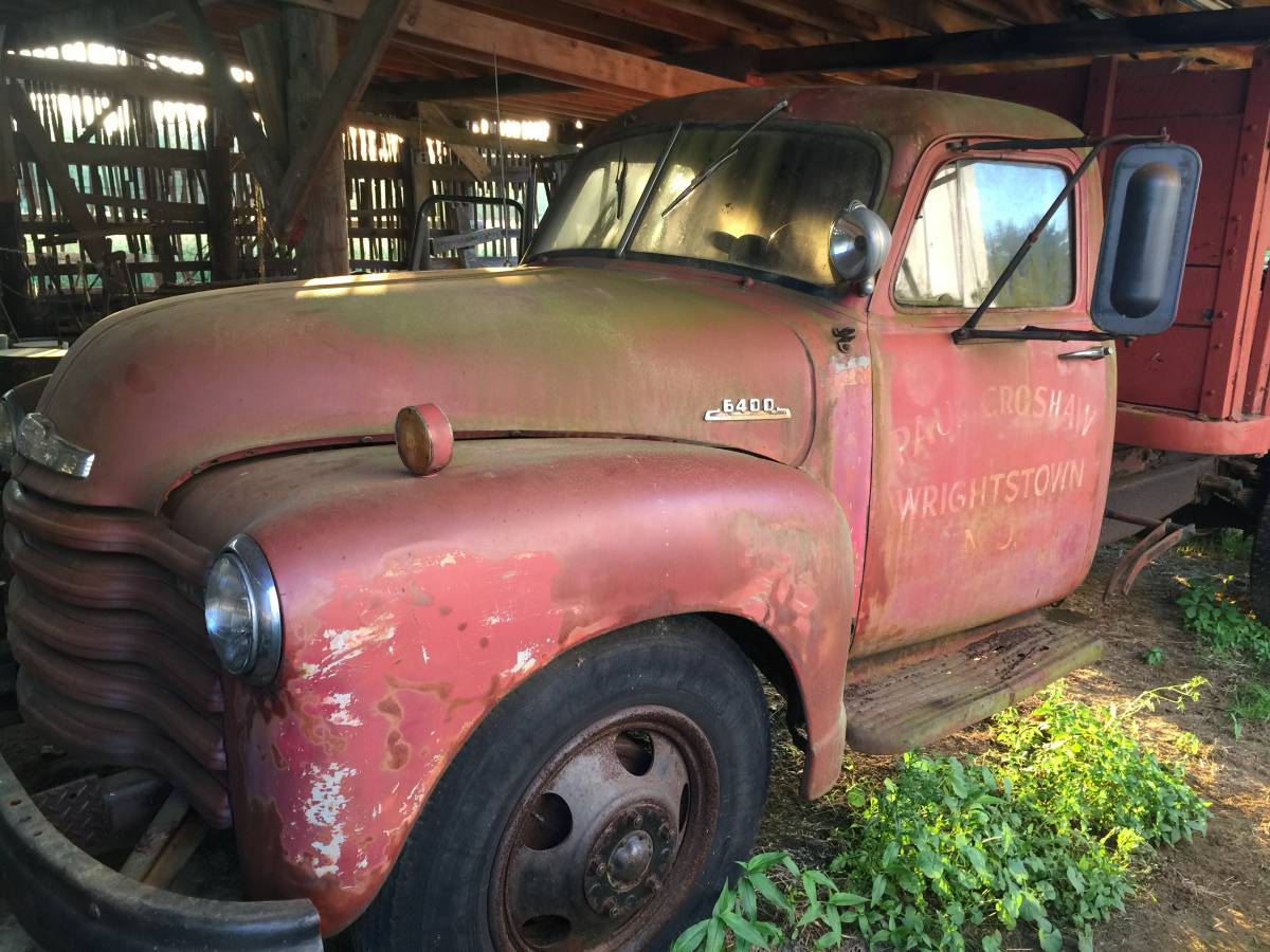 Chev In Shed 6400 Truck For Sale