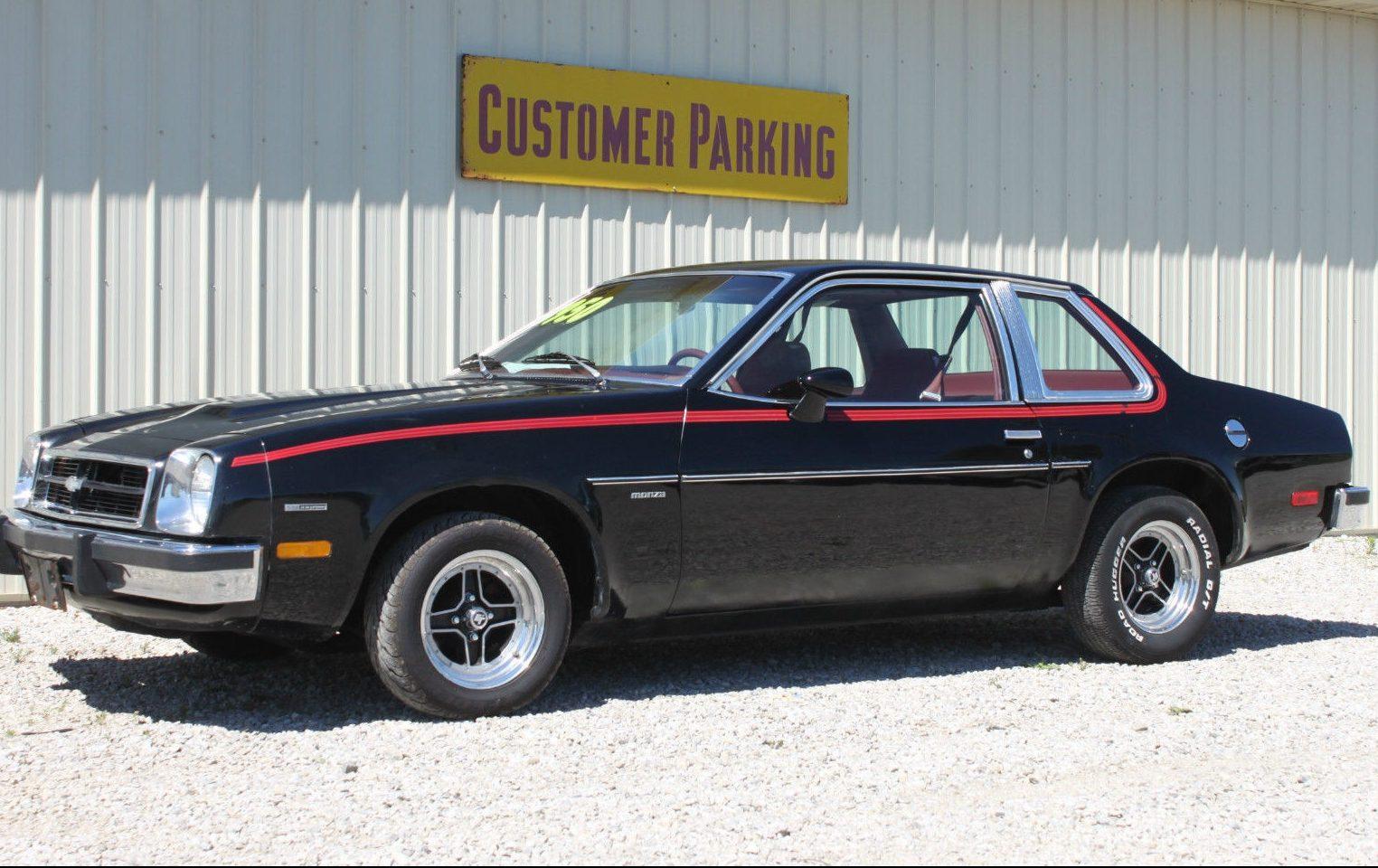 Dealer Trade 1980 Chevy Monza