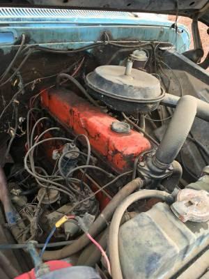 Carry On: 1966 Chevrolet Suburban Carryall