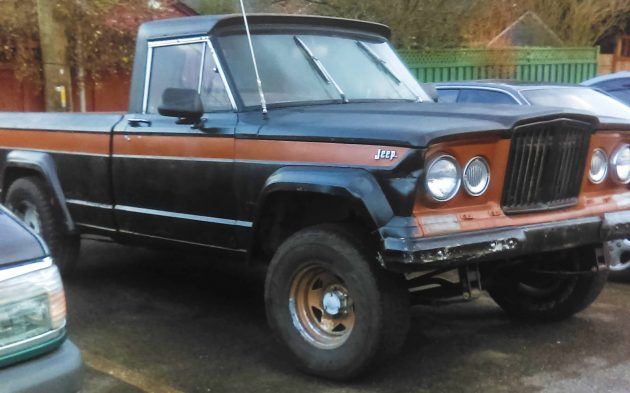 Exclusive 1965 Jeep Gladiator For 1 500