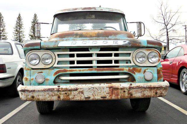 Life Time Californian 1959 Dodge D100