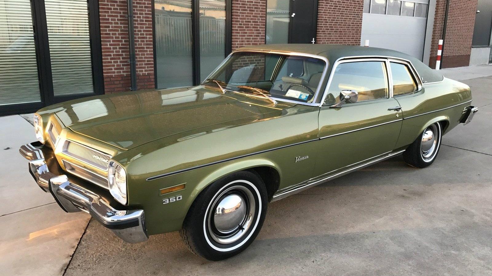 Extraordinarily Ordinary 1973 Pontiac Ventura