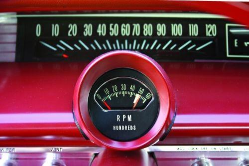 Cool Cruiser 1964 Chevrolet Impala SS