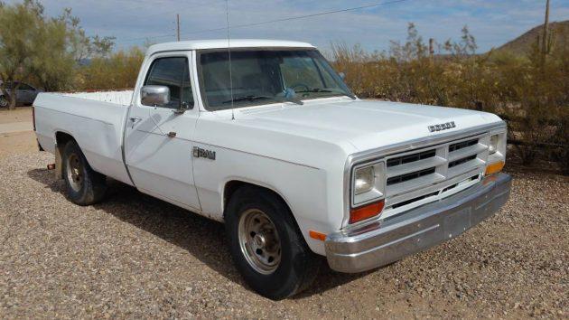 Arizona Ram Dodge Ram D150