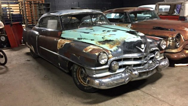 1951 Cadillac Coupe DeRat