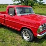 Reader Ad 1969 Ford F100 Shortbed