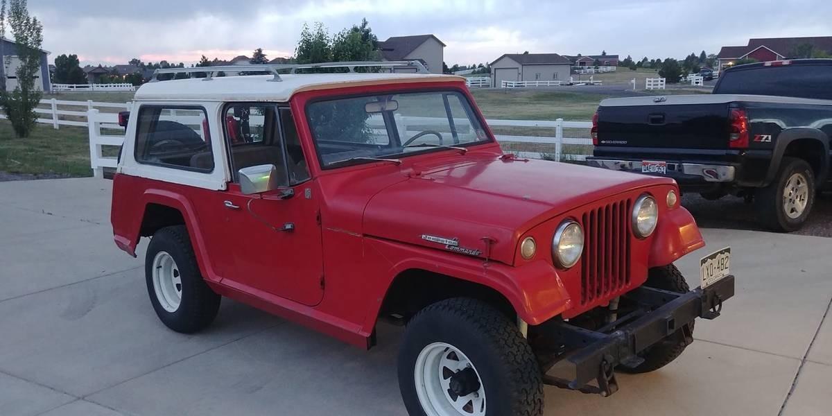 1967 Jeep Commando Restoration