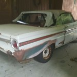 1 Of 300 1965 Ford Falcon Sprint Convertible