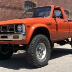 1 Of 1 089 Limited Edition 1979 Toyota Pickup 4x4