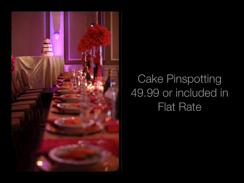 The DJ flat rate package