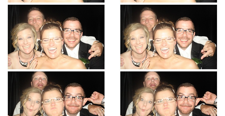 Megan & John Photobooth!
