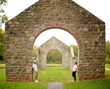 Meagan and Matt   Lockridge Park Engagement Photography