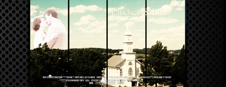 Lindsey & Billy – Bethlehem Masonic Temple – Vintage Wedding Film