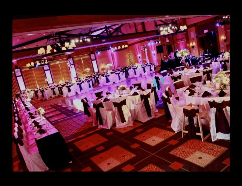 Bar None Mountain Ballroom Lighting