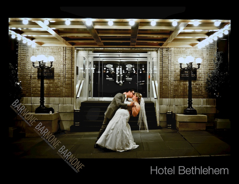 Hotel Bethlehem Wedding 1382