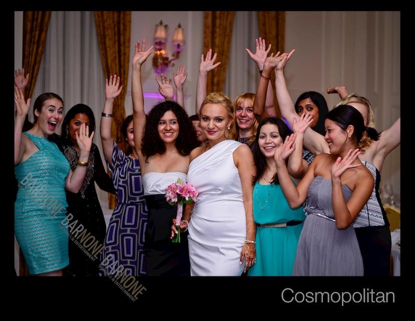 Cosmopolitan Wedding 1418