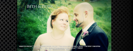 Beth & Peter – Palace Center Wedding Film – Allentown, PA