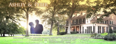 Ashley & Peter – Sweetwater Farms – Wedding Feature Film – Glen Mills PA