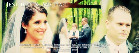 Jennifer & Michael – Stroudsmoor Country Inn Wedding Film