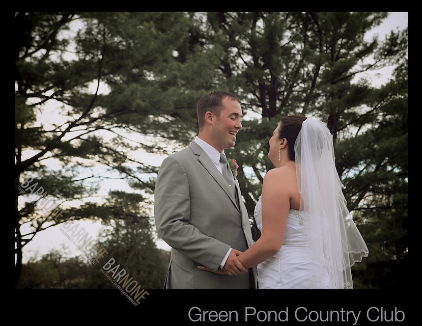 Green Pond Wedding 2080