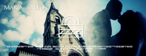 🔒 Maria & Leo – Signature Edit Wedding Film