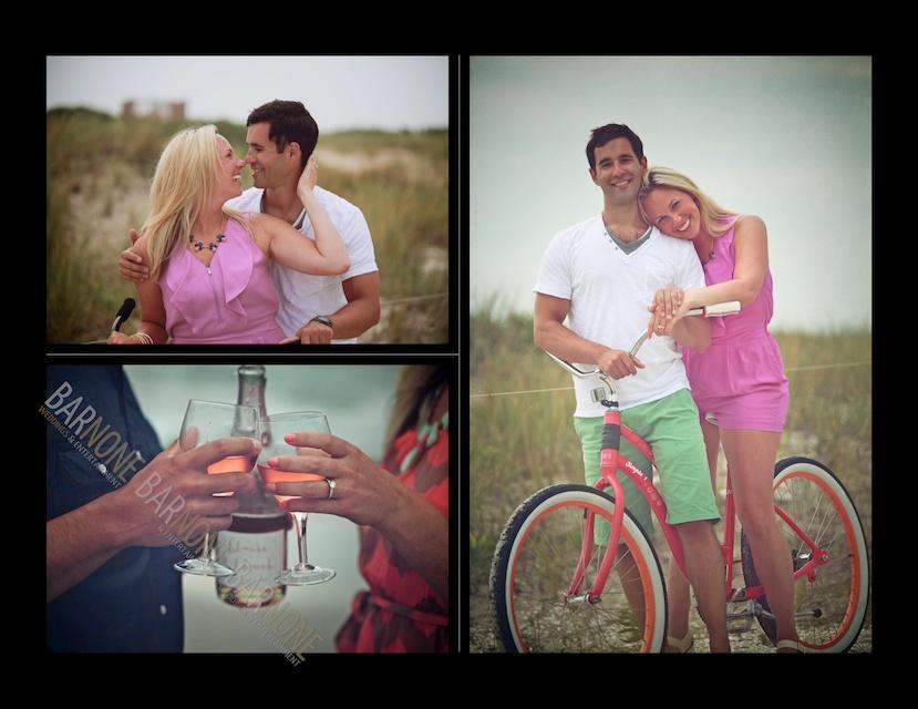 Stone Harbor Engagement Photography 2365
