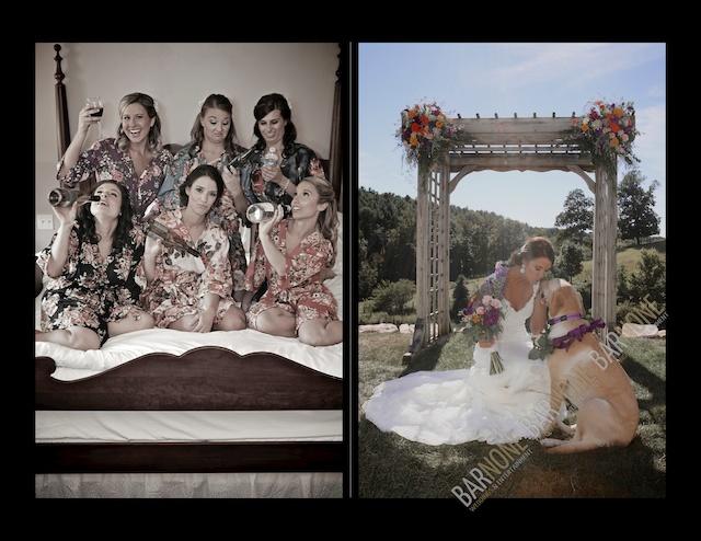 Glasbern Inn Wedding 093