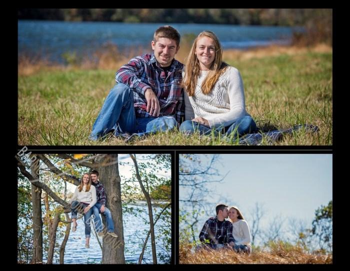 Green Lane Park Engagement Photography 346