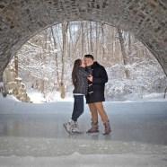 Katherine and Gabriel at Lockridge Park