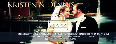 🔒 Signature Edit – Kristen & Dennis – Bear Creek Wedding Film
