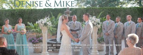 Denise & Mike – Same Day Edit – Freehold, NJ Wedding Film