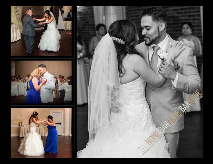 Bar None Photography - Event Center at Blue Grillhouse Wedding 1082