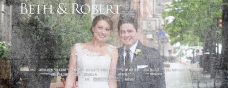 🔒 Beth & Robert – Signature Edit – Hotel Bethlehem Wedding Film
