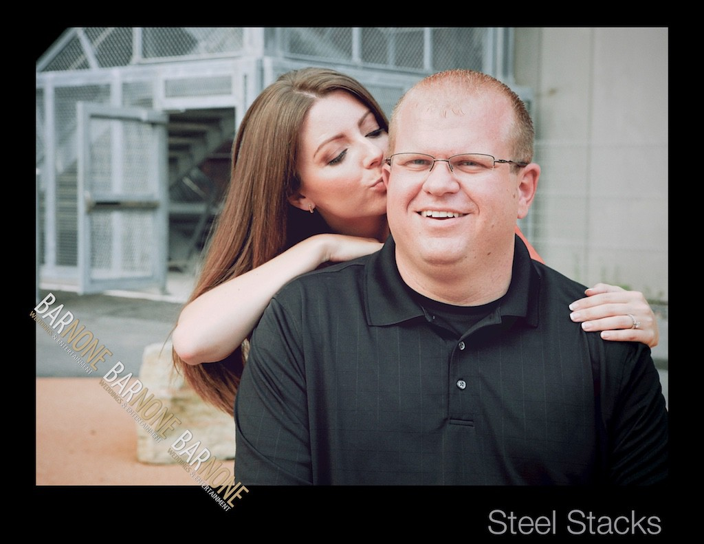 Steel Stacks Engagement - Bar None Photography 1594