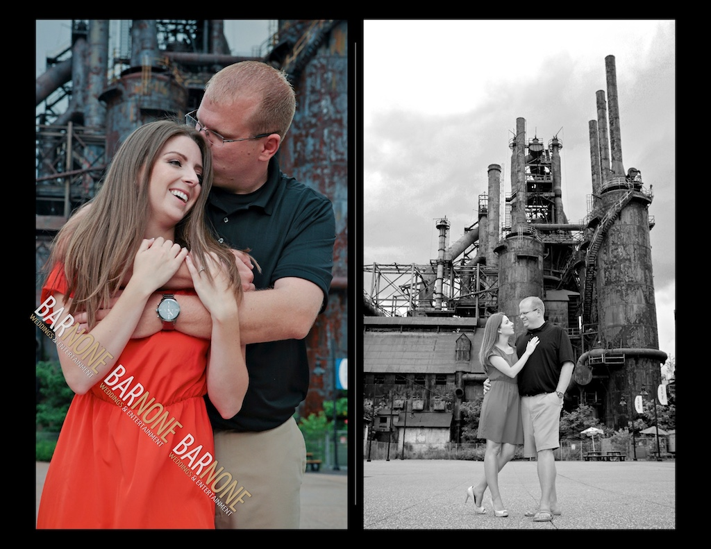 Steel Stacks Engagement - Bar None Photography 1598