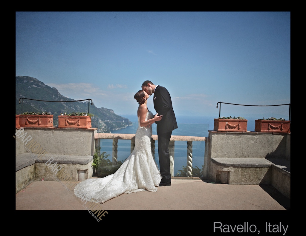 Destination Wedding Photographer - Ravello Italy Wedding - Bar None Photography 1846