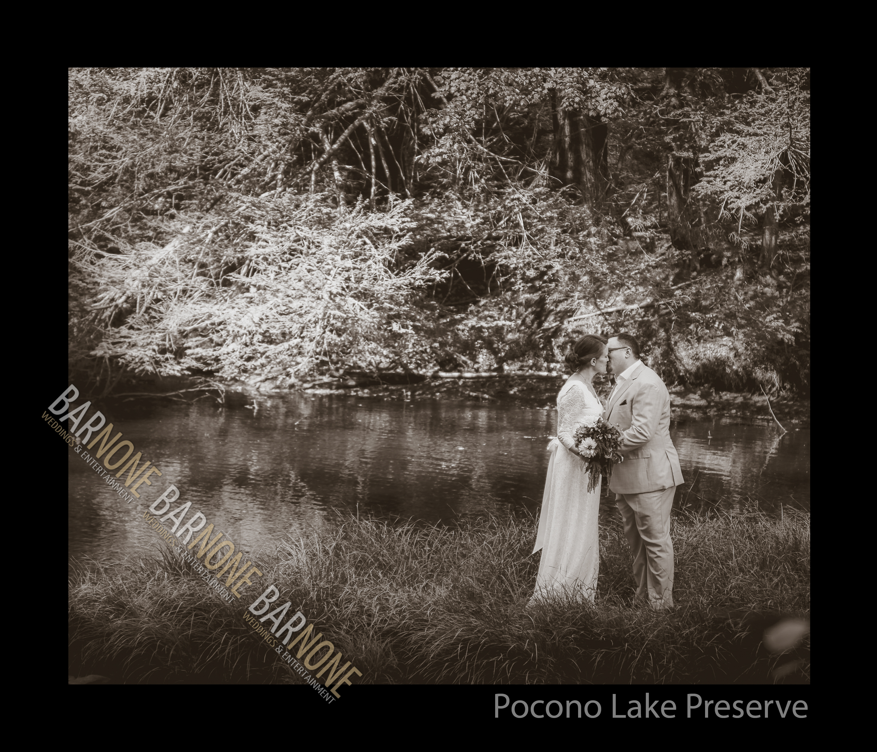 Pocono Lake Preserve Wedding Photography - Bar None Photography