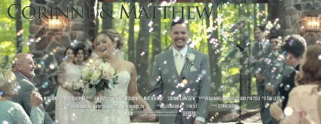 Corinne & Matthew – Stroudsmoor Country Inn – Highlight Film – Stroudsburg, PA