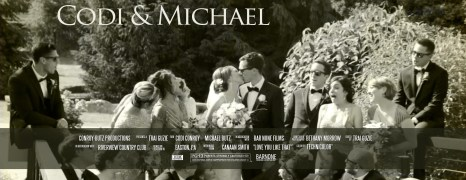 Codi & Michael – Bear Creek Mountain Resort – Wedding Highlight Film – Macungie, PA