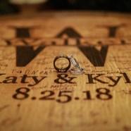 Katy and Kyle Wedding at Stroudsmoor Country Inn