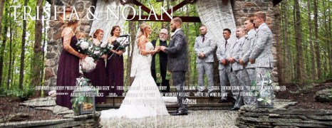 Trisha & Nolan – Stroudsmoor Country Inn – Wedding Highlight Film