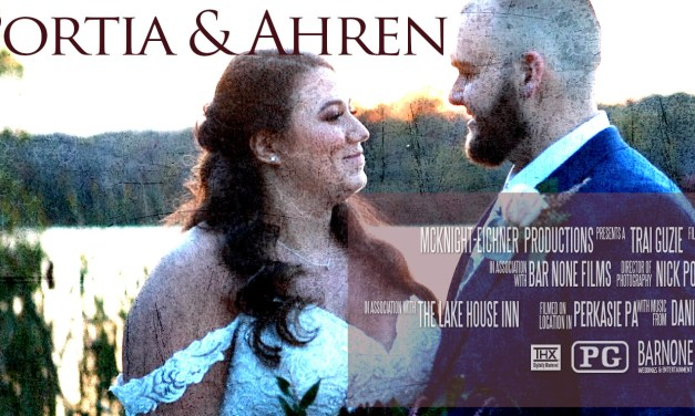 Portia & Ahren – The Lake House Inn – Perkasie Highlight Wedding Film