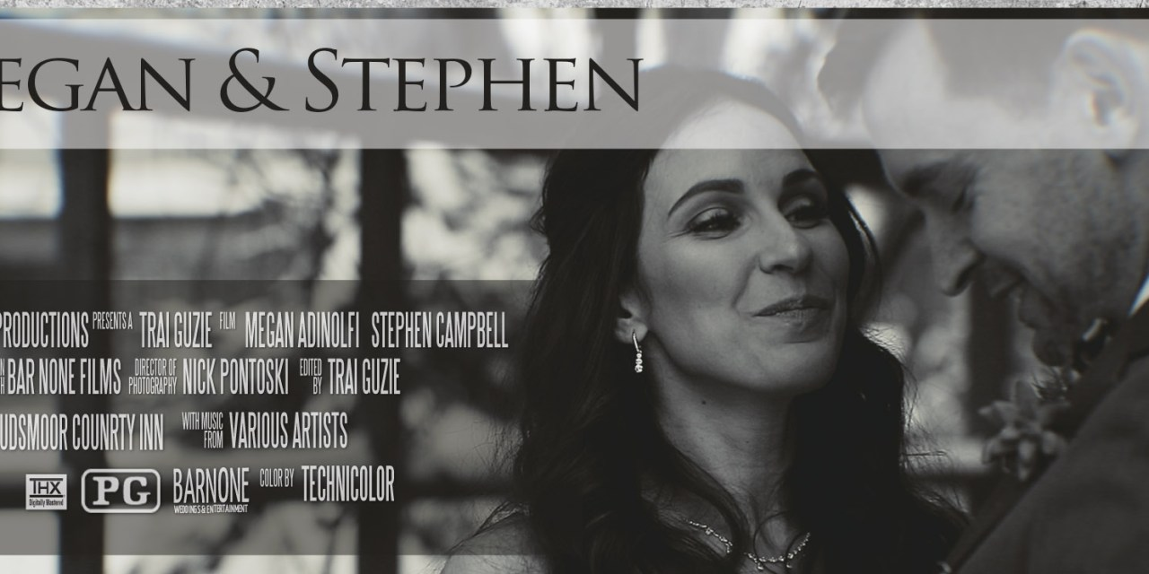 🔒 Megan & Stephen –  Stroudsmoor Country Inn – Wedding Feature Film – Lawnhaven