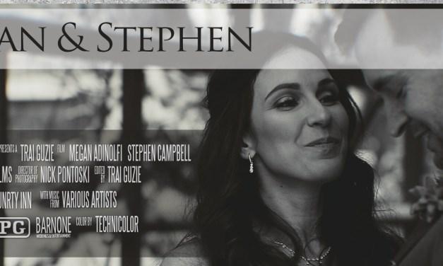 Megan & Stephen –  Stroudsmoor Country Inn – Wedding Highlight Film – Lawnhaven