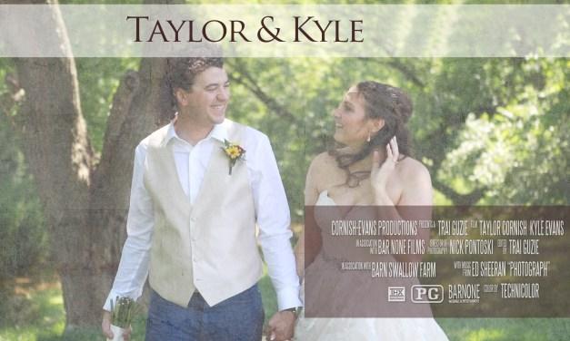 Taylor & Kyle – Barn Swallow Farm – Wedding Highlight Film – Lehigh Valley PA
